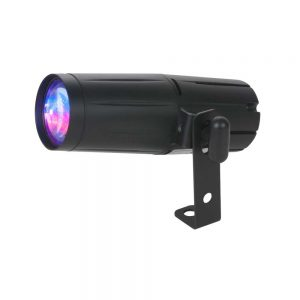 ADJ Quad Dmx Pinspot LED