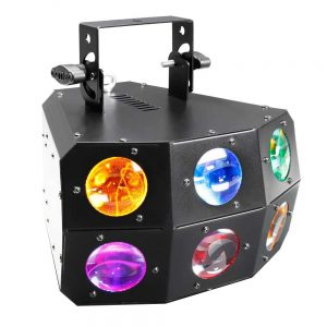 Cameo Eye Eye derby type disco light